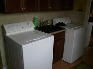 washer and gas dryer maytag only$400 for both