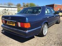 1992 Mercedes-Benz 420 4.2 SEL 4dr