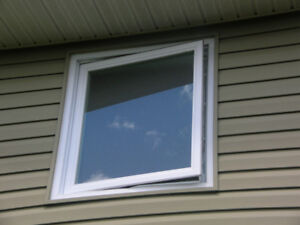 X-LARGE PRIVACY WINDOW