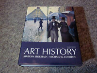Art History textbook for sale (Fine 101)