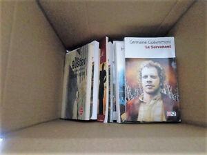 Romans cégep littérature québécoise médiéval lot x15 livres