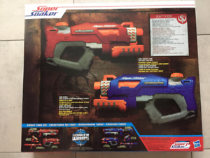 Super Soaker 2-pack