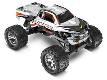 Traxxas Stampede XL-5 electro monster truck RTR - 2.4 GHz