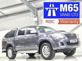 TOYOTA HILUX NO VAT HI-LUX 3.0D-4D INVINCIBLE AUTOMATIC AUTO GREY NO VAT TO PAY