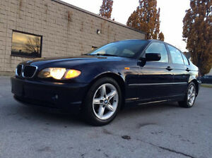 2004 BMW 320I AUTUMATIC