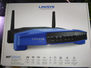 On Sale: BRAND NEW in BOX Linksys WRT1200AC Wireless Router