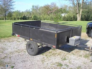 6 x 8 Utility Trailer in Excellent Condition