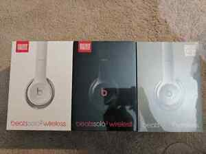 New unopened Wireless Beats Solo 2