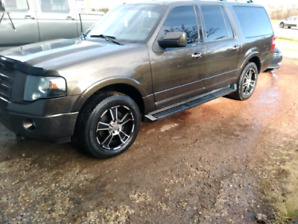 2009 expedition max limited  low kms