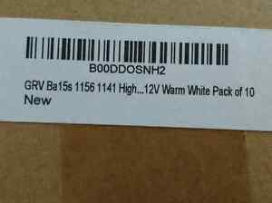 LED Replacement bulbs for 1156-1157 bulbs