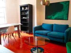 Plateau Laurier Superbe appartement 3.5+ (juillet)