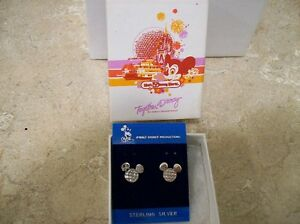 Disney World Earrings