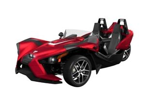2018 Polaris SLINGSHOT SL SUNSET RED / 79$/sem