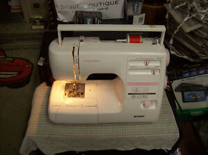 KENMORE LIMITED EDITION PORTABLE SEWING MACHINE