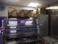 SINGLE FRONTED CHICKEN SHOP FOR QUICK SALE