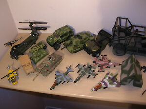 Army Toys Lot Mix Gatineau Ottawa / Gatineau Area image 3