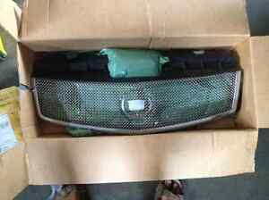 2003-2007 CTS-V Wire Mesh Grill OEM Removed