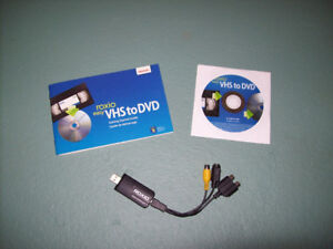 Video to Digital - roxio easy vhs to dvd