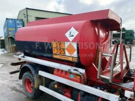1997 ROAD TANKERS NORTHERN 5,000 LITRE TANK, 2 COMPARTMENT