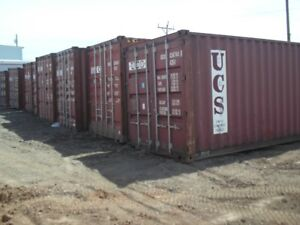 $3800  FOR SALE used 40'HC Storage containers Located Downtown