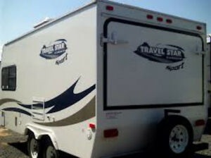 2009 Starcraft Travel Star Hybrid Trailer
