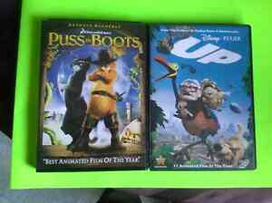 DVD 's Rio 2 - up - madagascar 1 & 2 SEALED Ice age Puss & boots Belleville Belleville Area image 2