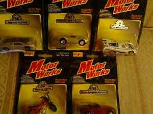 Maisto 5 lot Motor Works Die Cast limited edition