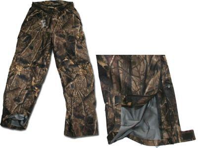Harkila Gevar para Hombre Pantalones-Verde//Sombra Marrón Transpirable Ligero