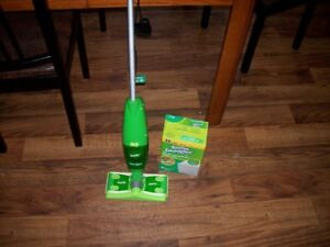 Swiffer Sweep and Vacuum rechargeable