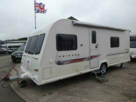 2011 Bailey Unicorn Valencia ****THIS CARAVAN IS NOW SOLD****