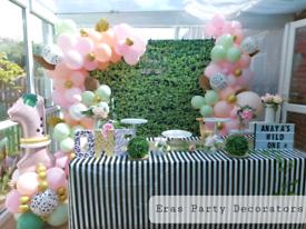 Balloon garland Balloon arch party decor event décor Balloon decor bac