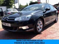 2010 CITROEN C5 VTR PLUS NAV 2.0 HDI LOW MILES LONG MOT 4DR 160 BHP DIESEL