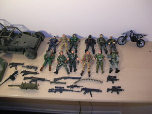 Army Toys Lot Mix Gatineau Ottawa / Gatineau Area image 4