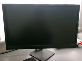 24.5 freesync HP OMEN monitor 144hz