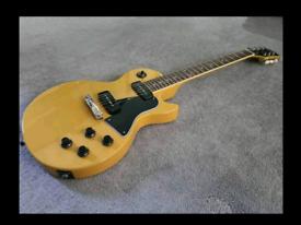 Epiphone Les Paul Special - TV Yellow Guitar