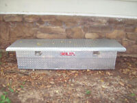 Delta Diamond Plated Cargo Box