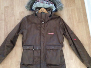 Manteau FOURSQUARE small