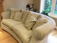 Cozy couch for sale
