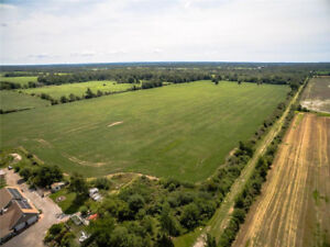 46 Acre Workable Farm Land/Building Lot 5340 Netherby Rd Niagara