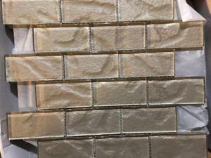 Gorgeous tiles for bathroom or kitchen reno