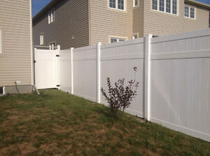 PVC Fence year end Sale Gatineau Ottawa / Gatineau Area image 2