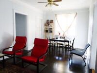 BIG 5 ½ APARTMENT IN CHEMIN COTE-DES-NEIGES LEASE TRANSFER