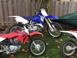2014 Yamaha yz 250 forsale/trade