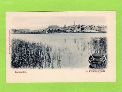 Enniskillen Co Fermanagh unused pc Lawrence Ref D122