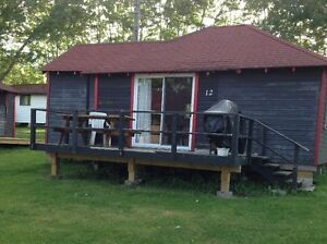 Cottage for rent on scenic Rice Lake