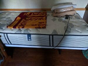 New Mattress and Electric Boxspring