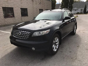 2003 Infiniti Fx35 SUV,Crossover full option SUPER MECHANIC