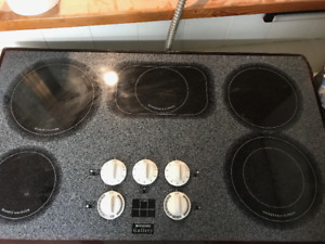 Appliance cooktop