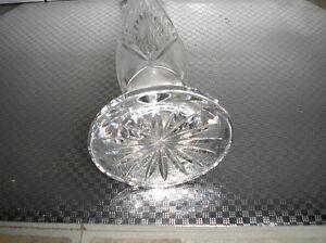 Vase de cristal pinwheel/ cristal vase pinwheel design Gatineau Ottawa / Gatineau Area image 4