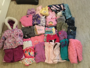 Size 12 months and 18 months Girls clothes